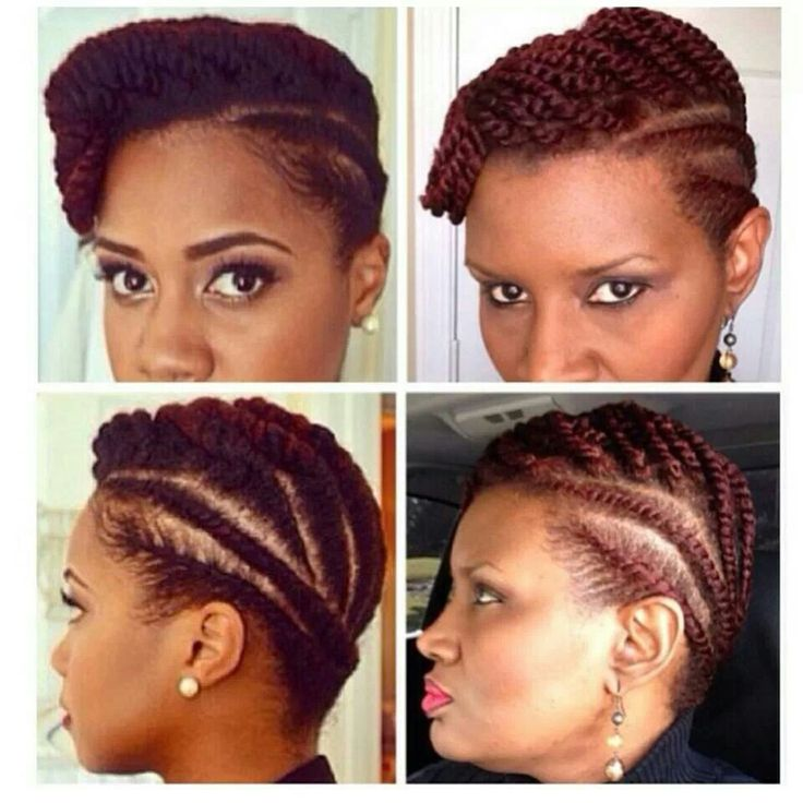 206 Best Images About Protective Styles For Transitioning To
