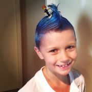 great idea crazy hair day