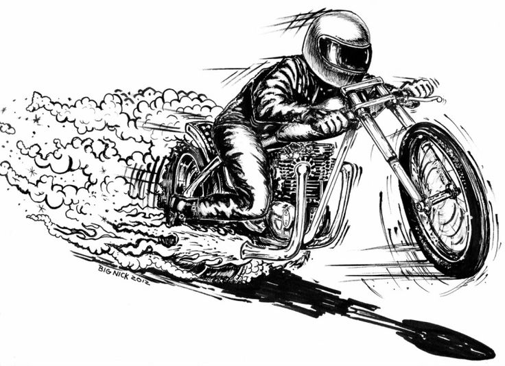114 best images about Motorcycle Art and Paintings on