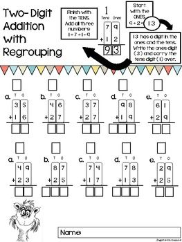 25+ best ideas about Addition worksheets on Pinterest