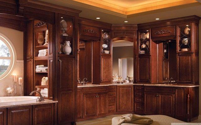 Best 9 Kraftmaid Bathroom Wall Cabinets Ideas