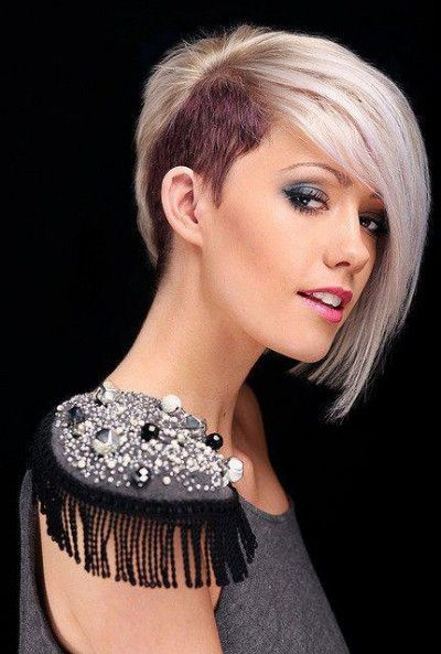 17 Best Images About Half Shaved Hairstyles On Pinterest Alice
