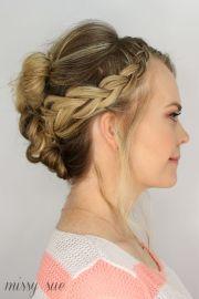ideas casual braids