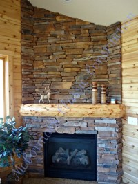 Another 4 season porch design with dry stacked stone ...