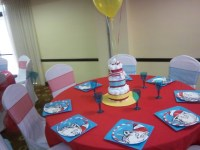 Dr. Seuss baby shower decorations   Parties and ...