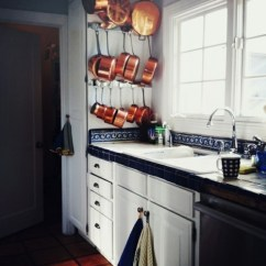 Kitchen Towel Hanging Ideas Granite Countertops Pictures 52 Best Images About Rack For Pots And Pans On Pinterest ...
