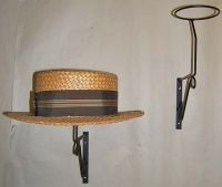 17 Best images about Hat racks on Pinterest