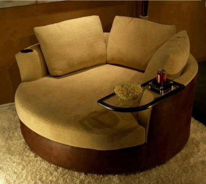 Comfort round sofa chair  For the Home  Pinterest