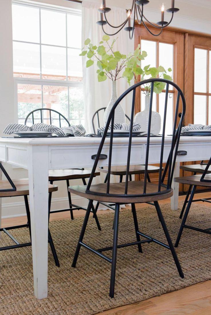 Best 25 White farmhouse table ideas on Pinterest  Farm style table Farmhouse table with bench