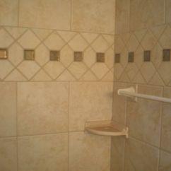 Remodel Works Bath & Kitchen Cabinet Kings Tile Tub Surround   - Bathtub Surrounds ...