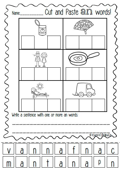 17 Best images about Word Family Literacy Centre Games