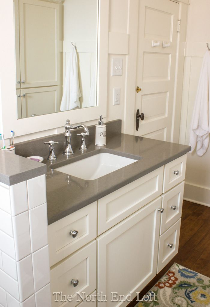 25 best ideas about Bathroom Countertops on Pinterest  Master bath remodel Grey bathroom