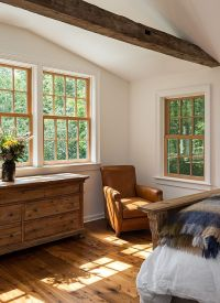 8 best images about Wood Windows white trim on Pinterest ...