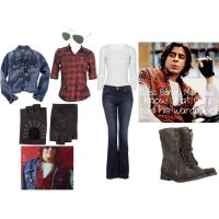 """John Bender"" totally rocking it this fall 