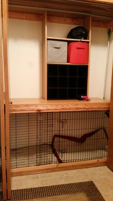 Shelves The Ojays And Dog Kennels On Pinterest
