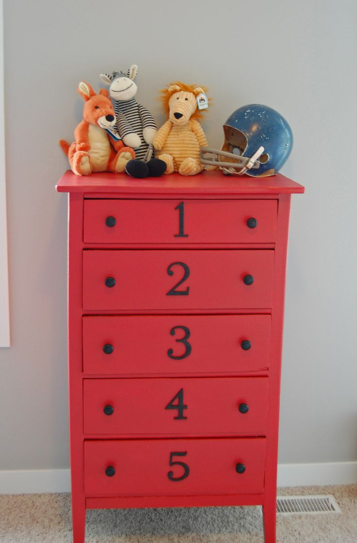 17 Best ideas about Kids Dresser Painted on Pinterest  Red dresser Chalkboard dresser and Girl