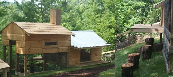 Freedom Preppers Goat House  Back Porch  DIY Prepper Projects  Pinterest  Porches Goat