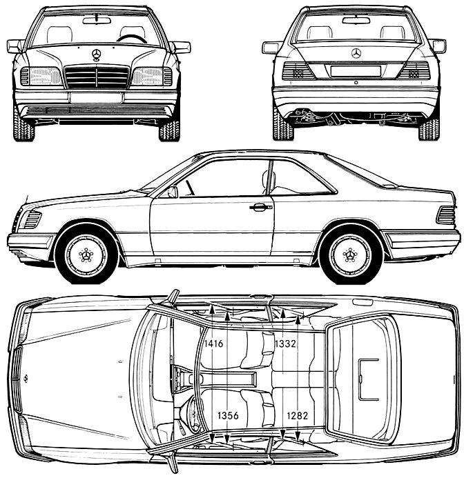 200 best images about Mercedes Benz E Class W124 on