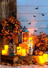 17 Best ideas about Rustic Halloween on Pinterest ...