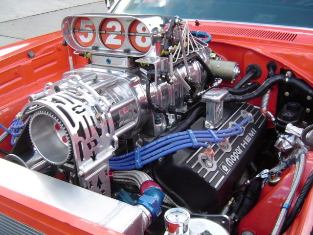 Old Classic El Camino Muscle Cars Wallpaper Picture Of Hemi With Blower 1968 Blown Fuel Injected 528