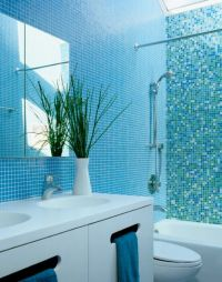 33 best images about white and turquoise bathrooms on ...