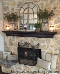 25+ Best Ideas about French Country Fireplace on Pinterest