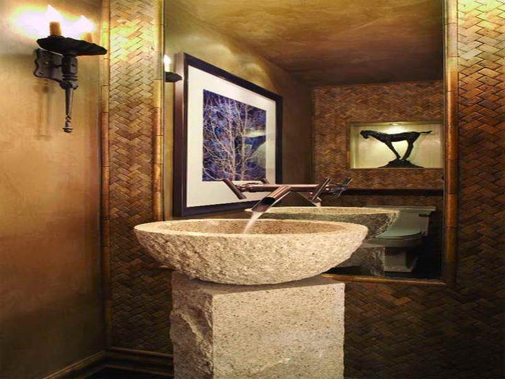19 Best Images About Powder Bathroom Ideas On Pinterest
