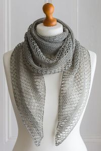 25+ best ideas about Knitted Shawls on Pinterest | Knit ...