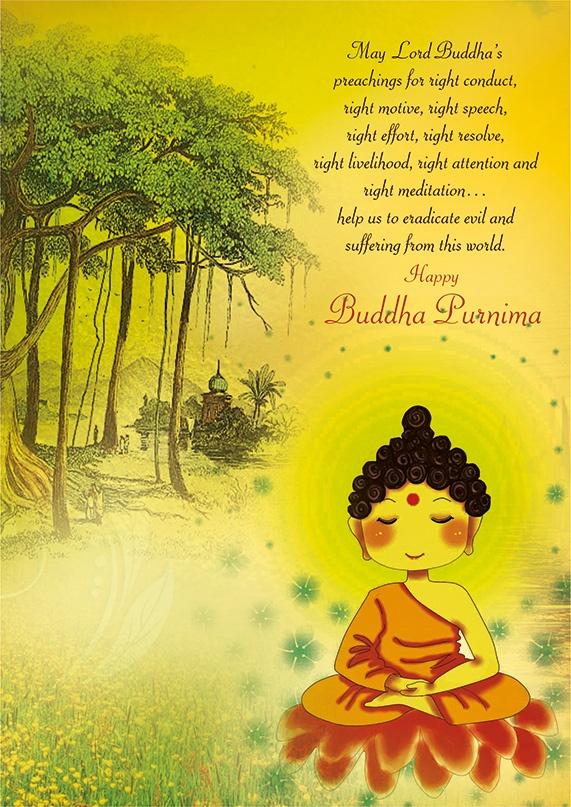 Celebrate #Buddha Purnima The Birthday Of Lord Buddha