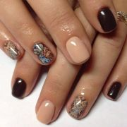 ideas october nails