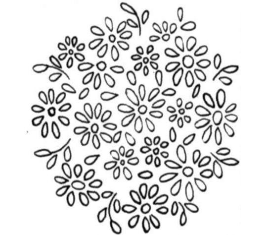17+ images about Floral Embroidery Patterns on Pinterest