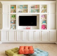 Childrens Toy Storage Cabinets - WoodWorking Projects & Plans
