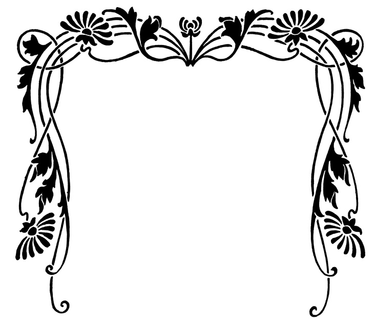 69 best images about Embroidery Borders on Pinterest