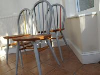 ERCOL CHAIR PAINTED - Google Search | Stolar | Pinterest ...