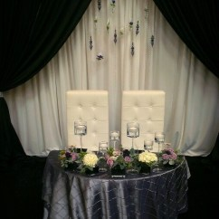 Chair Covers Ivory Wedding Ebay Barber 17 Best Images About Bride & Groom's Sweetheart Table On Pinterest | Love Seat, And Head ...