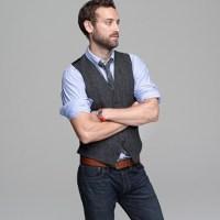 vest, tie, belt and jeans | revolution is my boyfriend ...