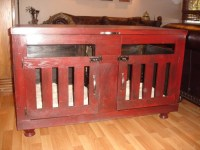 Dog crate coffee table. | For the Home | Pinterest | Crate ...
