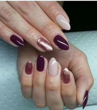 The 25+ best Wine nails ideas on Pinterest | Maroon nails ...
