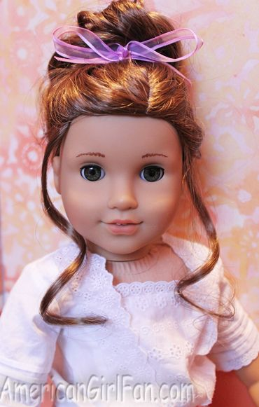 125 Best Images About American Girl Hair Styles On Pinterest