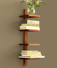 Modern Column Shelf at dotandbo.com
