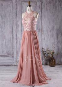 25+ best ideas about Rose bridesmaid dresses on Pinterest ...