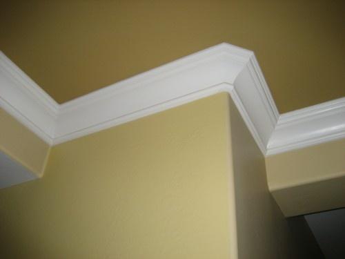 7 King George Crown moulding on bullnose drywall corner  Design I Love  Pinterest  Phoenix