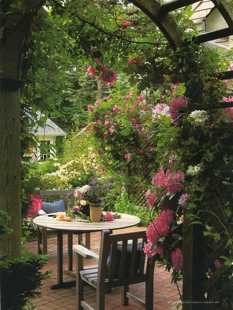 11 Best Images About Garden Alcoves On Pinterest Gardens Gravel