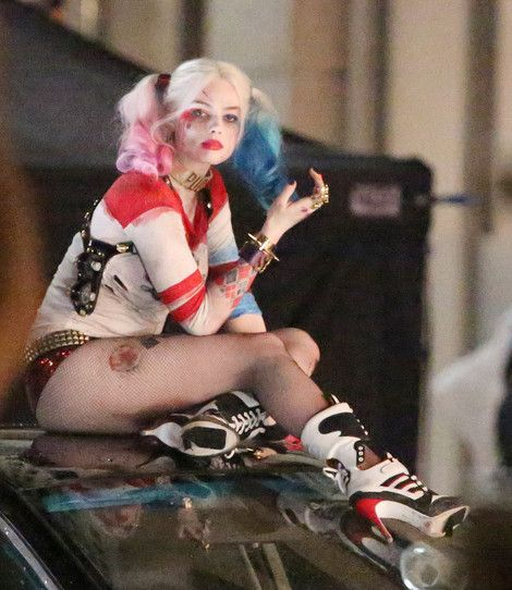 17 Best images about Harley Quinn Suicide Squad Costume on