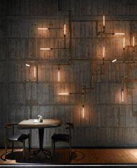 25+ best ideas about Restaurant Lighting on Pinterest