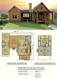 Dog Trot House Plan | Cute house, Cabin and House