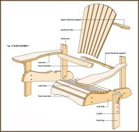 17 Best ideas about Adirondack Chair Plans on Pinterest ...