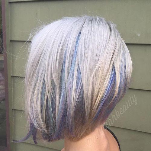 25 Best Ideas About Short Pastel Hair On Pinterest