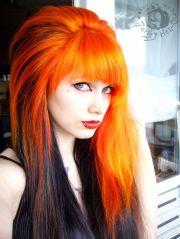 1000 orange hair