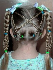 little girl english braid hairstyles